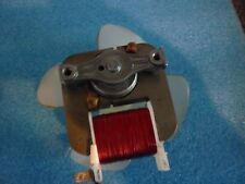 Genuine used Miele AC Motor & impeller for M8161-2 Microwave- 6637881