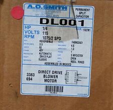 Discount Hvac Ao Dl001 Ao Smith Blower Motor