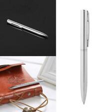2pcs Students Ball-point Pen Short Spin Office School Teens Roller ball Supplies