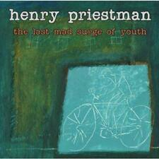 Henry priestman-Le dernier Mad Surge of Youth (new cd)