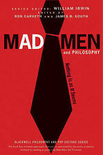 Mad Men and Philosophy: Nothing Is as It Seems (Paperback), 9780470603017, Carv.