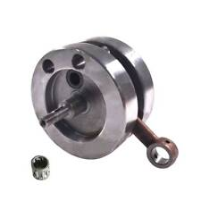Crankshaft Crank Piston Gudgeon Pin Bearing FR 80cc Engine Motorized Bicycle