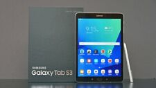 "Samsung Galaxy Tab S3 in Box 9.7"" Display 32GB Wi-Fi Tablet SM-T820 Silver - LN"