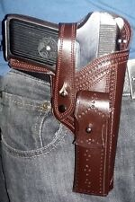 WoW Handcrafted Tokarev  pistol (TT-33) Stylish and amazing leather Holster .