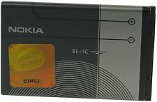 New Battery For Nokia 6100 6300 6260 6125 6136S 6170 BL-4C BL4C 890mAh GENUINE