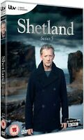 Shetland Series 5 [DVD] [2019] [Region 2] | Brand New & Sealed