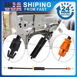 """16.7"""" Door Handle Latch Release Cable Fits 07-14 Chevy Silverado Tahoe Sierra"""