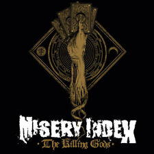 Misery Index : The Killing Gods CD (2014) ***NEW*** FREE Shipping, Save £s
