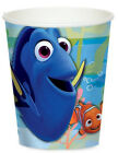 FINDING DORY happy  birthday party supplies hot/cold PAPER CUPS 8pcs Nemo 9oz.