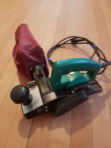 Hobelmaschine Metabo Ho 3360 Falzhobel Hobel mit Staubsack