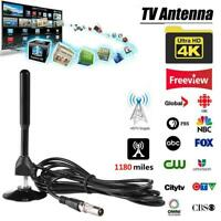 4K Digital HDTV Aerial Indoor Amplified Antenna 1180 Miles Range with HD1080P DV