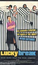 Lucky Break (2001) VHS ElleU