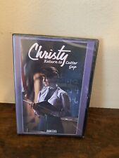 CHRISTY RETURN TO CUTTER GAP DVD 2003 Feature Films For Families NEW SEALED