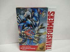 FIRST EDITION OPTIMUS PRIME Transformers Leader Class Figure Generations NIB! ZQ