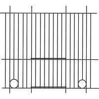 Pennine Finch Bird Cage Front (60cm X 38cm) (VP2407)