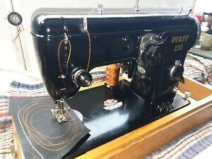 Pfaff 230 Heavy Duty Sewing Machine