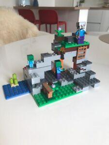 LEGO Minecraft Zombiehöhle - 21141