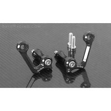 Sato Racing Billet Racing Hooks Anodized Black for KTM RC8 / RC8 R
