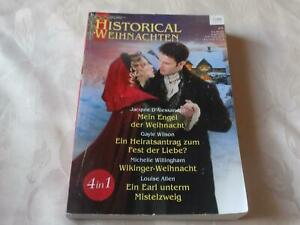 Historical Weihnachten Nr. 11 - 4 Romane in einem Band siehe Bilder...5