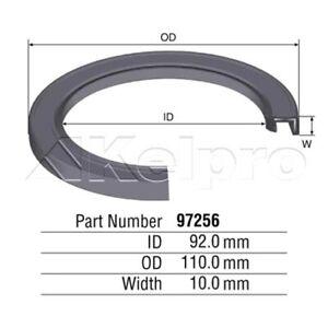 Kelpro Oil Seal 97256 fits Toyota Camry 2.5 V6 (VZV21), VIENTA 3.0 V6 (VCV10)