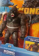 Godzilla vs Kong - KONG w BATTLE AXE! PLAYMATES Monsterverse Action Figure - NEW
