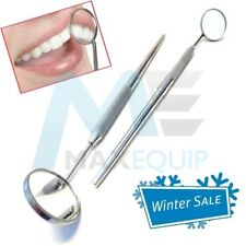 Professional DENTAL MOUTH INSPECTION MIRROR Dental Tool Dentistry Instrument