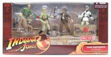 Indiana Jones Movie Deluxe Exclusive Action Figure 5- Pack Tank Showdown