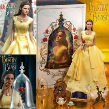 Beautiful And the Beast Emma Watson 1/6 Figure Belle Hot Toys Sideshow Disney
