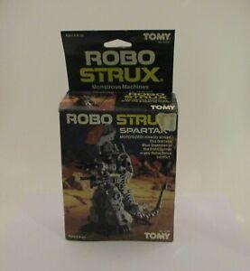 Vintage NOS New Open Box Tomy Robo Strux Spartak Motorized Model Kit 5250
