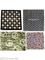 Yin Yang Bandanna Headwear//Hairband Bands Scarf Neck Wrist Wrap Band HeadtieB3