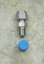"""Swagelok  3/8"""" X 1/4"""" Stainless Steel Fitting SS-600-1-4  Several Avail  New"""
