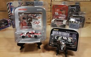 2004 Dale Earnhardt Jr #8 NASCAR Raced Version Action Die cast 1:64 Stock Car