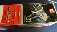 A NEW COMPLETE SET OF WILSON X31 GOLF CLUBS AT BARGAIN PRICE