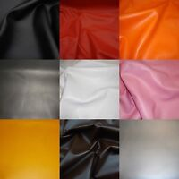 Vinyl Faux leather fake Soft Skin Clothing / Upholstery PVC vinyl fabric ROLLED