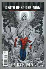 HTF - Ultimate Death of Spiderman #159 Variant Cover - Frank Cho - MARVEL VF+