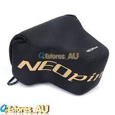 NEOpine Neoprene Soft Camera Protector Case Bag Cover For Nikon P900 P900s Black