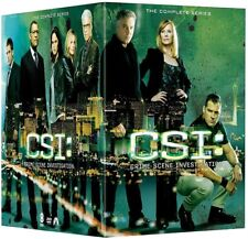 CSI: Crime Scene Investigation - The Complete Series [New DVD] Boxed Set, Slip