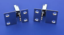 55 56 57 Chevy Wagon & Nomad Tailgate Latches Pair NEW 1955 1956 1957 Chevrolet
