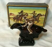*Vintage Avon WILD COUNTRY PONY EXPRESS After Shave Figural Bottle in Box
