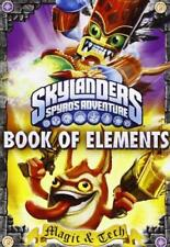 Skylanders Universe Book of Elements: Magic and Tech by Activision Publishing