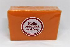 New Authentic ORIGINAL KOJIC ACID Whitening Herbal Soap 125grams Fast USA Seller