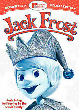 NEW SEALED Jack Frost DVD Deluxe Ed Family Christmas Rankin Bass FREE SHIPPING