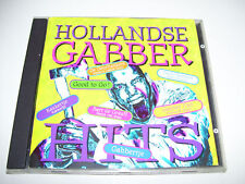 Hollandse Gabber Hits RARE DUTCH HARDCORE CD 1997