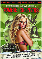 Zombie Strippers Unrated (Dvd) Jenna Jameson Disc & Cover Art Only No Case Excel