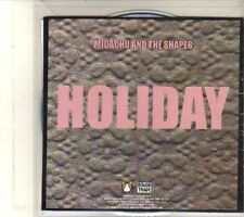 (DU168) Micachu & The Shapes, Holiday - 2012 DJ CD