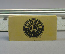 LIONEL TRAIN TRACK CLEANING ERASER cleaner for all Scales o ho n z  6-62927 NEW