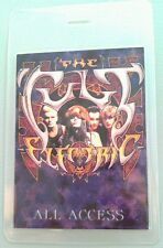 The Cult 'Electric' Laminated Backstage Pass All Access