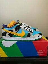 Nike SB Dunk Low Ben & Jerry's Men's US Size 10 CU3244100 Chunky Dunky