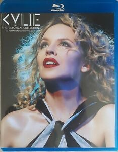 Kylie Minogue 2x Double Bluray Collection