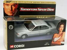 "Corgi James Bond 007: BMW 750 i ""Tomorrow Never Dies"""